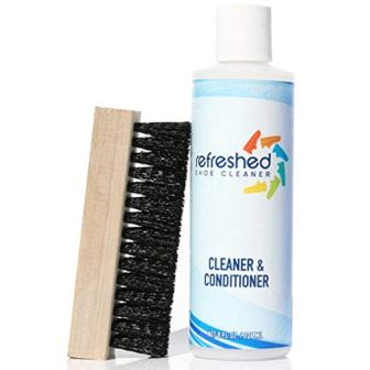 Refreshed Shoe Cleaner & Conditioner Cleaning Kit