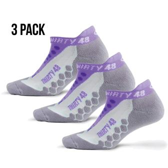 Running Socks for Men and Women by Features Coolmax Fabric from Thirty48