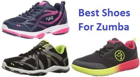 Best Zumba shoes Ultimate guide to the top rated models