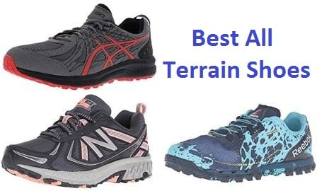Top 15 Best All Terrain Shoes in 2019