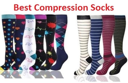 Top 15 Best Compression Socks in 2019