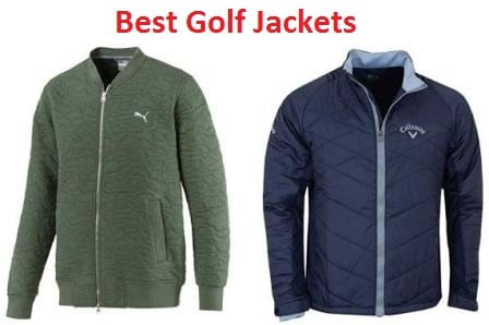 Top 15 Best Golf Jackets in 2019