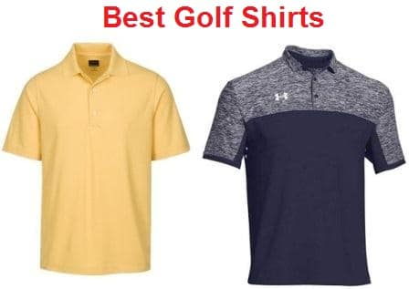 Top 15 Best Golf Shirts in 2019