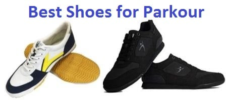 Top 15 Best Shoes for Parkour in 2020
