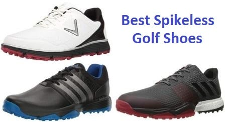 Top 15 Best Spikeless Golf Shoes in 2020