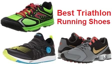 hot sales b2cac ea877 Top 15 Best Triathlon Running Shoes in 2019