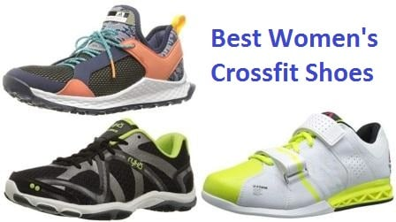 Top 15 Best Women's Crossfit Shoes in 2019