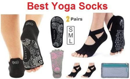 Top 15 Best Yoga Socks in 2019