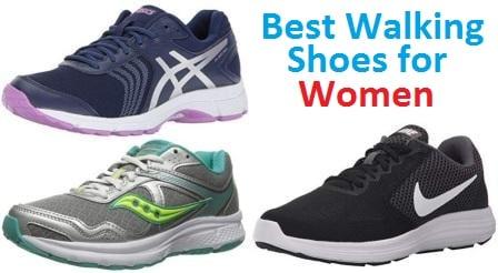 Top 20 Best Walking Shoes for Women in 2020
