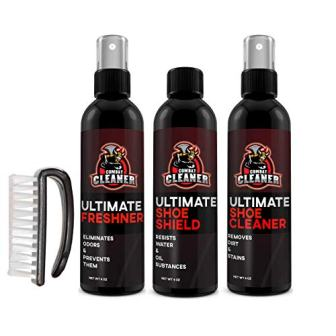 Ultimate Shoe Cleaner Kit By Combat Cleaner