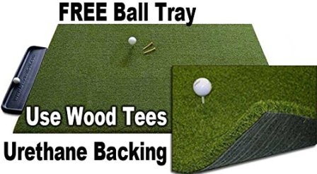 3 x 5 GORILLA Perfect ReACTION Golf Mats