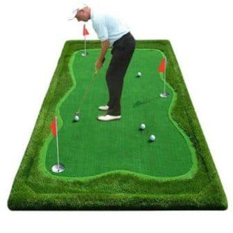 77tech Golf Putting Green System