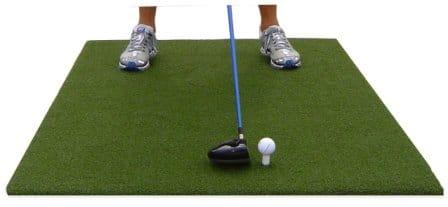 All Turf Mats' PGM3660 Emerald Par Golf Mat