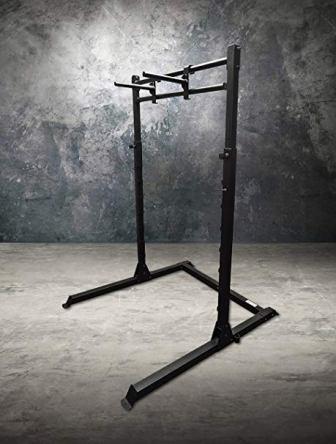 Bodyweight Master Free Standing Pull Up Bar