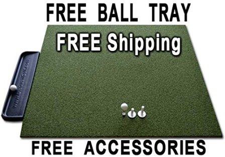 Golf Mat 4′ x 5′ Dura-Pro Plus Residential Golf Hitting Mat
