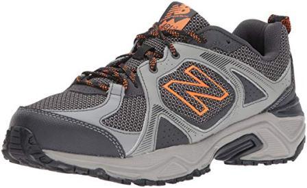 New Balance Men's 481V3 Cushioning Trail Running Shoe