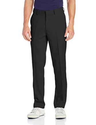 PGA TOUR Men's Comfort Stretch Flat Front Ultimate Pant