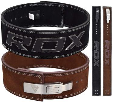 RDX Powerlifting Belt