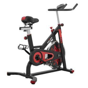 RELIFE REBUILD YOUR LIFE Spin Bike Stationary Indoor Cycling Gym