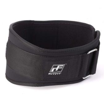 RitFit Weight Lifting Belt-6 inch