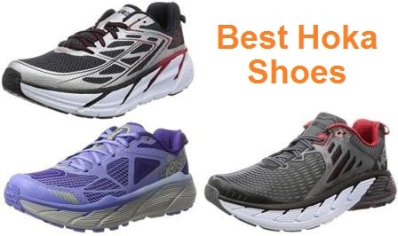 best hoka road shoe
