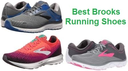 Top 15 Best Brooks Running Shoes in 2019