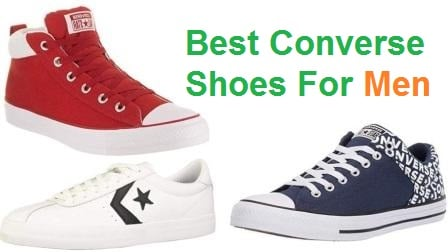 Top 15 Best Converse Shoes for Men in 2019