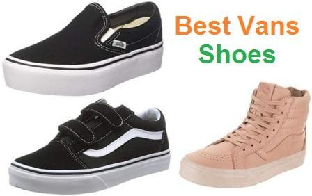 Top 15 Best Vans Shoes In 2019