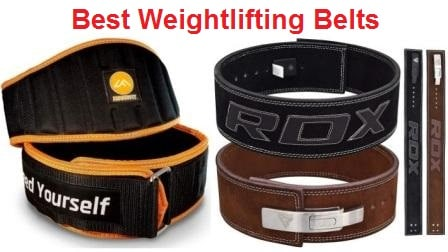 Top 15 Best Weightlifting Belts in 2019
