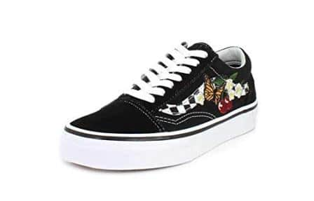 Vans Old Skool Checker Floral Sneaker