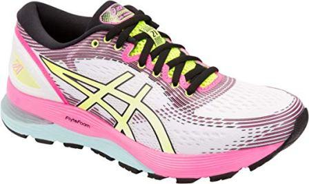 ASICS Women's Gel-Nimbus 21 Optimism Running Shoe