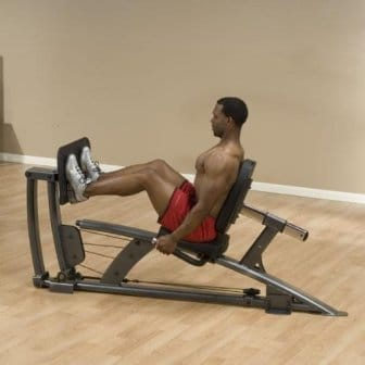 Body Solid Fusion Leg Press Attachment