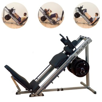 Body Solid Leg Press Machine GLPH1100