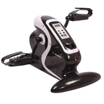 Confidence Fitness Motorized Electric Mini Exercise Bike/Pedal Exerciser