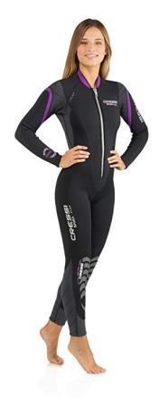 Cressi Lady Front-Zip Full Wetsuit
