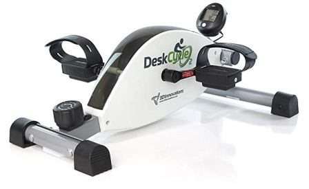 Desk Cycle under Desk Exercise Bike and Pedal Exerciser