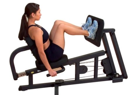 GLP Leg Press from Body Solid
