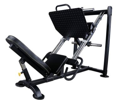 Leg Press Machine by Powertec Fitness