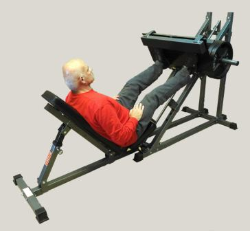 Mini Leg Press from TDS
