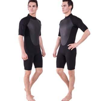 Realon Wetsuit Men Full Surfing Suit Shorty