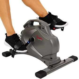 Sunny Health & Fitness Magnetic Mini Exercise Bike (SF-B0418)