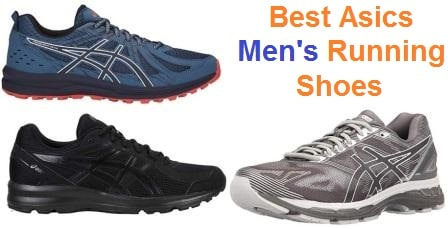 Top 15 Best Asics Men's Running Shoes in 2019