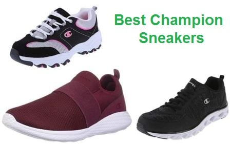 Top 15 Best Champion Sneakers in 2019