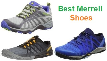 Top 15 Best Merrell Shoes in 2019