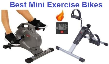 Top 15 Best Mini Exercise Bikes in 2019