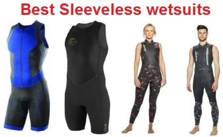 Top 15 Best Sleeveless wetsuits in 2019