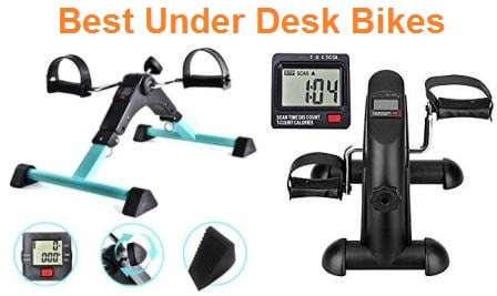 Top 15 Best Under Desk Bikes in 2019