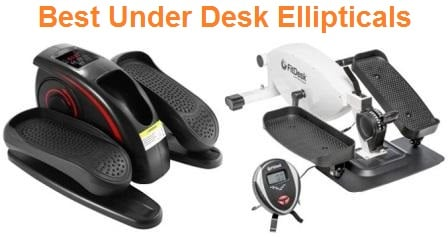 Top 15 Best Under Desk Ellipticals in 2019