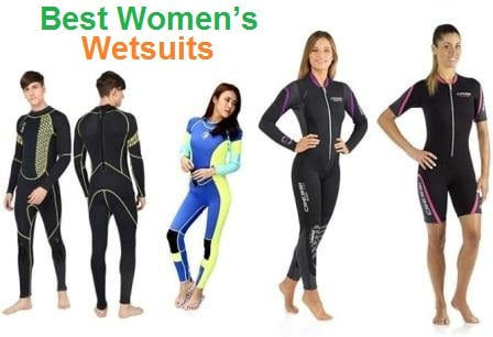 Top 15 Best Women's Wetsuits in 2019