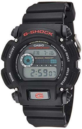 Casio men's G- Shock quartz resin sport watch